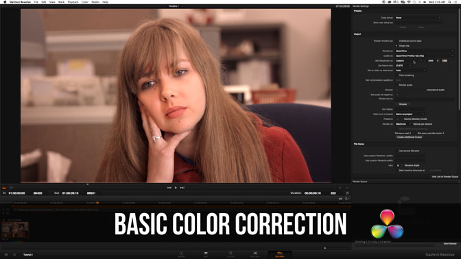 DaVinci-Resolve---Basic-Color-Correction