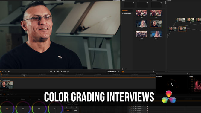 DaVinci-Resolve-Color-Grading-Interviews