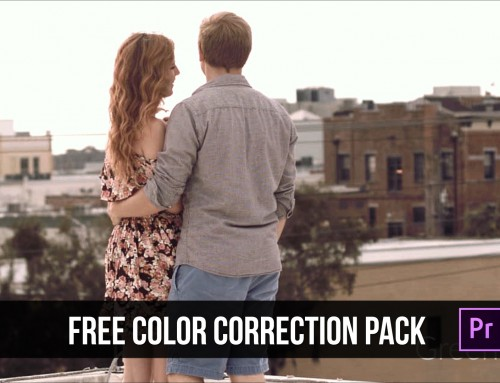 Free Color Correction Presets for Adobe Premiere Pro