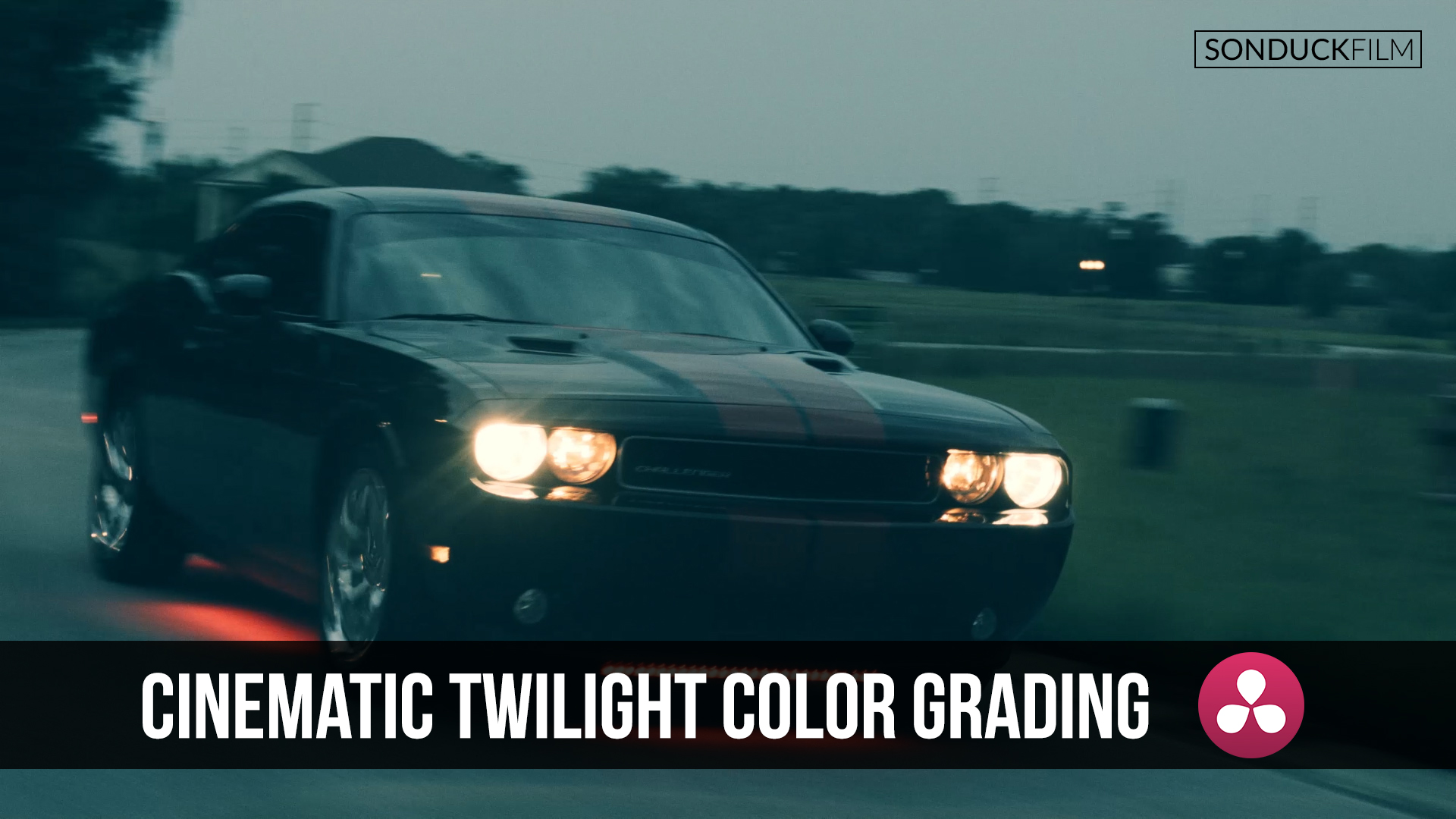 DaVinci-Resolve--Cinematic-Twilight-Color-Grading