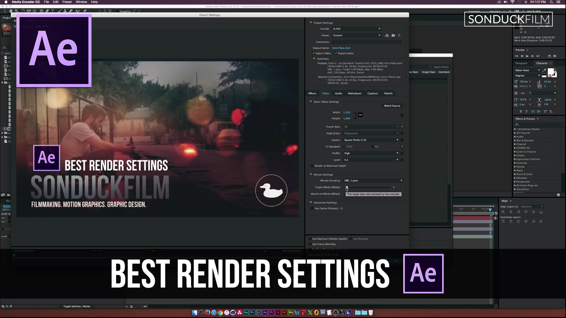 After-Effects-Tutorial-Best-Render-Settings