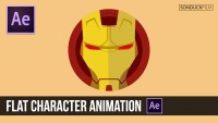 Flat-Character-Animation