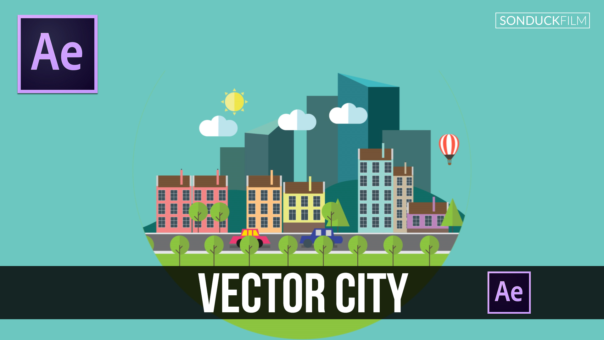 Vector-City
