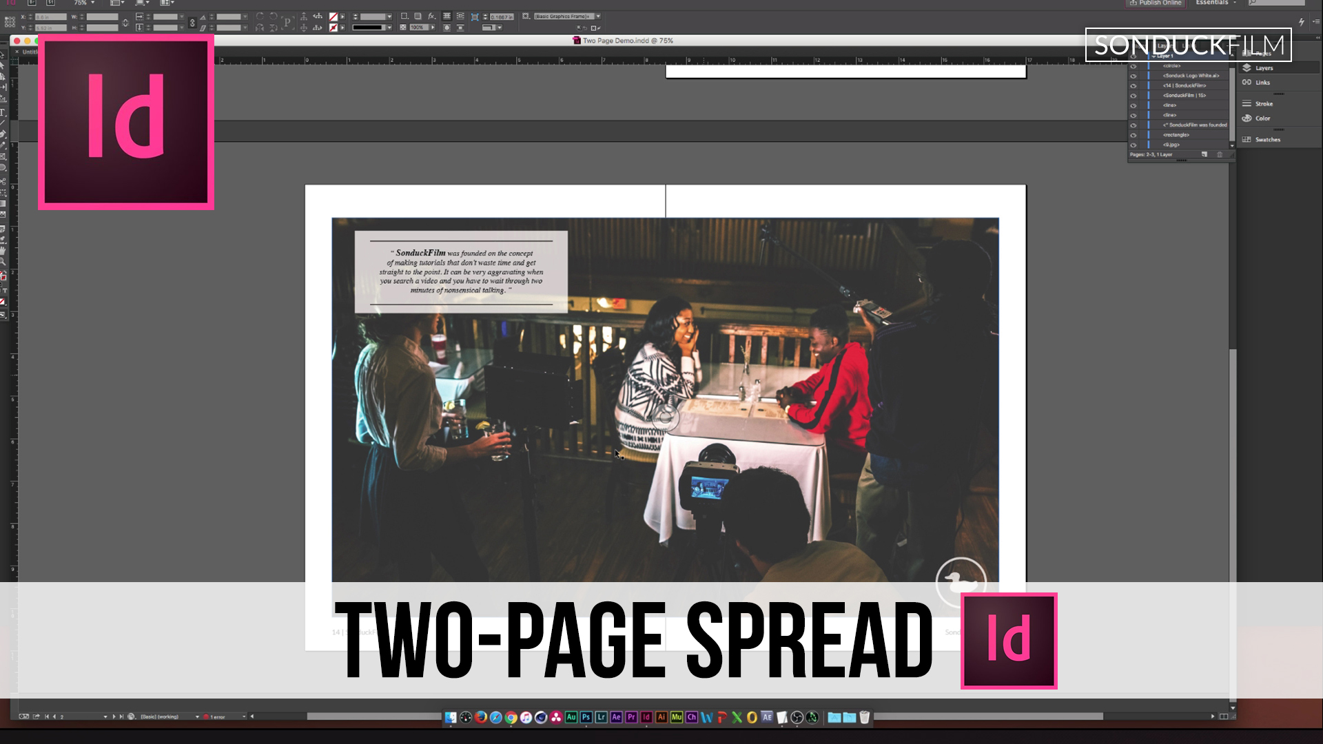 Indesign-Tutorial-Designing-a-Two-Page-Spread