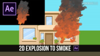 After-Effects-Tutorial-Explosion-to-Smoke-FX
