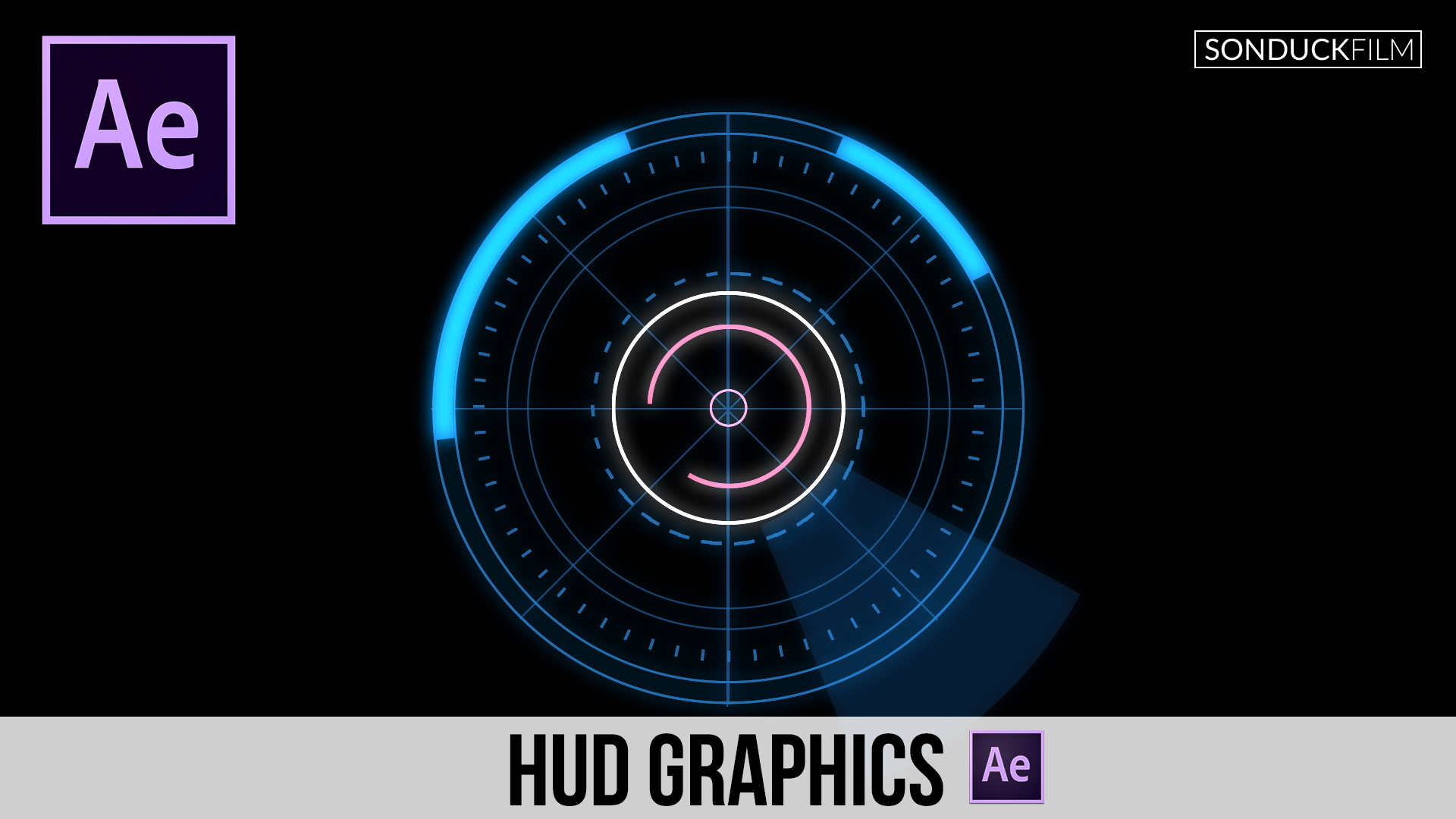 After effects graphics