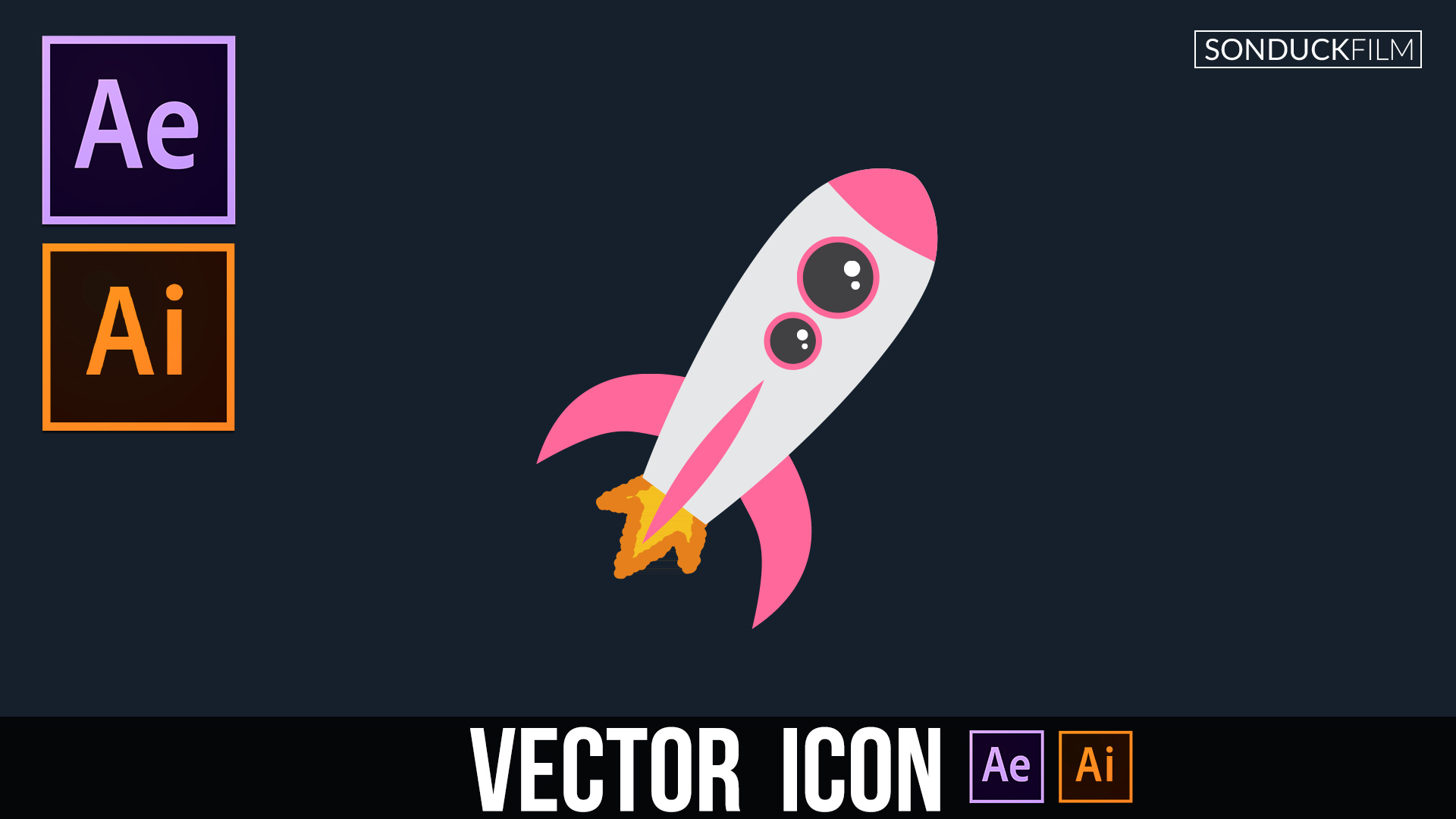 Vector-Icon-Animation-Design-Illustrator-to-After-Effects