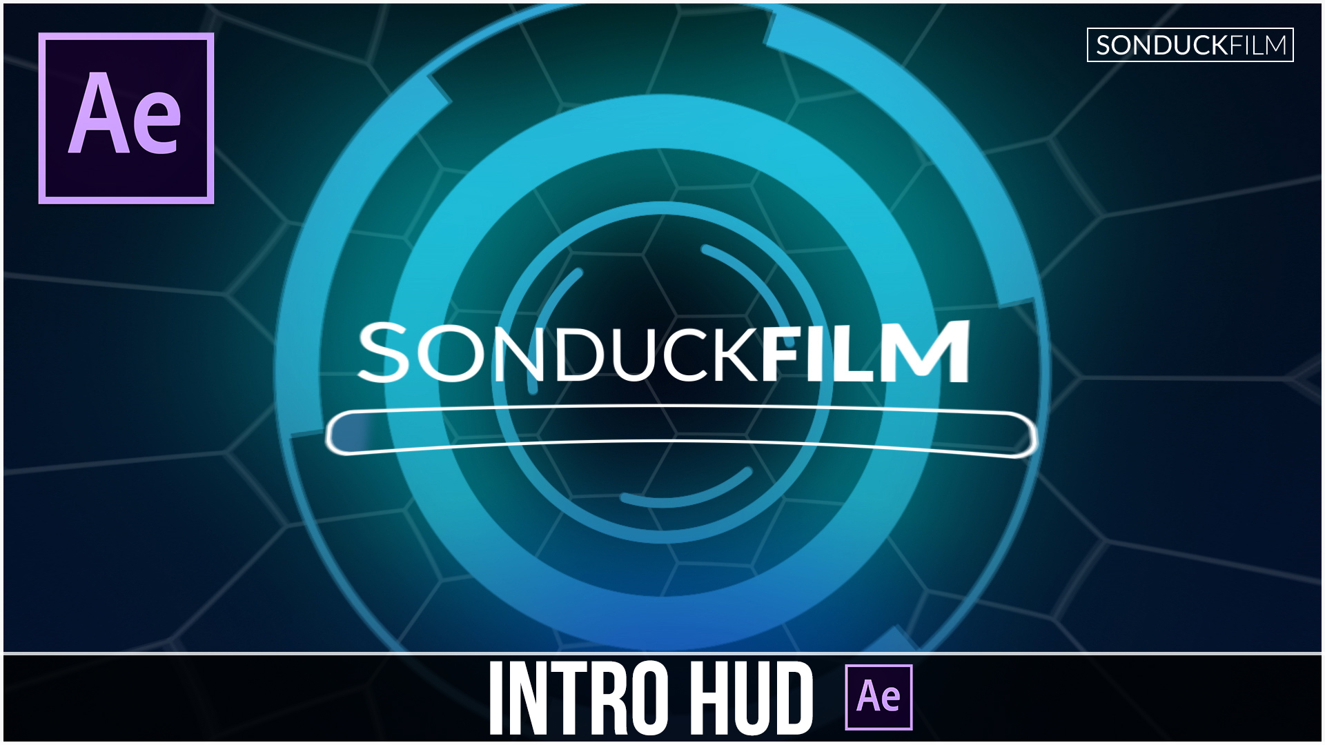 After-Effects-Tutorial-Intro-HUD-Fake-3D-Easily