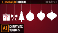 Illustrator-Tutorial-Christmas-Vectors