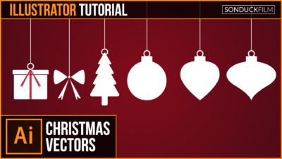Illustrator-Tutorial-Christmas-Vectors