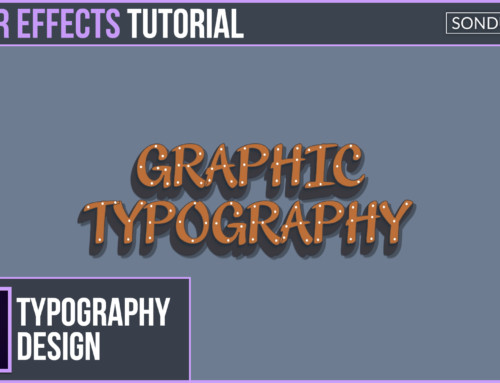 After Effects: Advanced Typography Design Motion Graphics