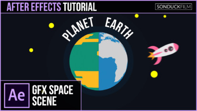 After-Effects-Tutorial-GFX-Space-Scene
