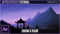 After-Effects-Tutorial-SNow-and-Rain-Particles