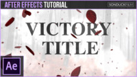 After-Effects-Tutorial-Victory-Leaf-Titles