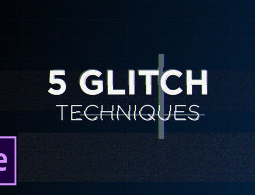 5 Glitch Effects For Titles