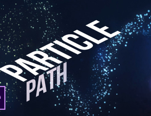 Create Particles Along a Path