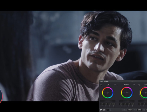 How To Color Grade A Short Film