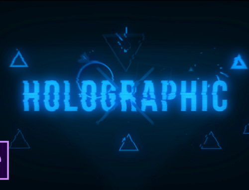 3 Holographic Effects For Motion Graphics & VFX