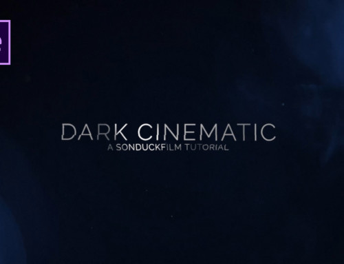 Create Dark Cinematic Title Motion Graphics
