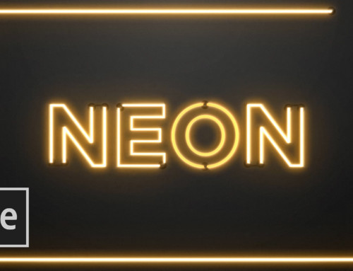 3 Neon Sign Motion Graphic Effects