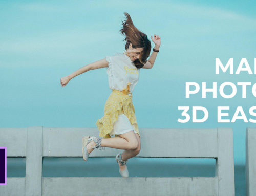 Turn Photos into Real 3D in After Effects