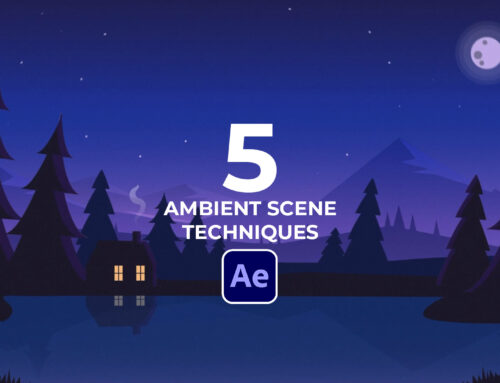 Create 5 Loopable Vector Scene Techniques in After Effects | Tutorial