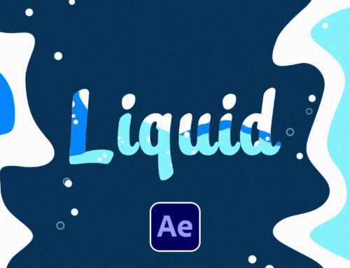 3 Motion Liquid Effects in After Effects