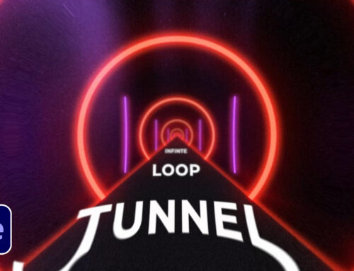 Infinite Tunnel Loop Motion Graphics in After Effects