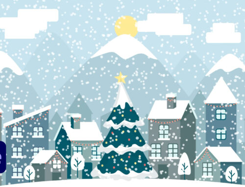 Easy Winter Vector Animation in After Effects