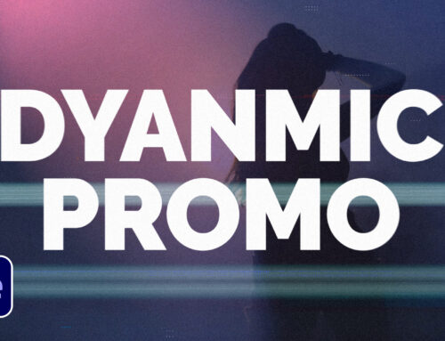 Create 3 Dynamic Promos in After Effects