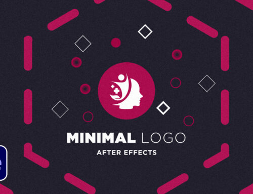 3 Minimal Logo Intro Techniques in After Effects