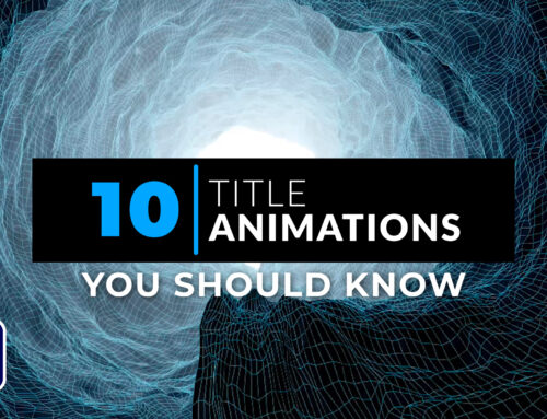 10 Title Animations You Should Know in After Effects