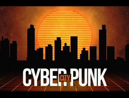 Create a Cyberpunk City in After Effects