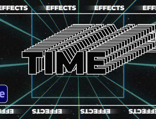 4 Powerful Time Effects in After Effects