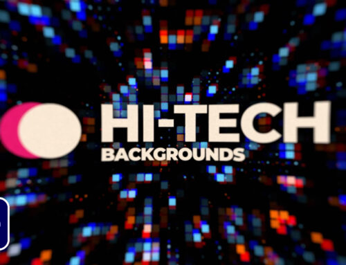 Create Hi-Tech Motion Graphic Backgrounds in After Effects