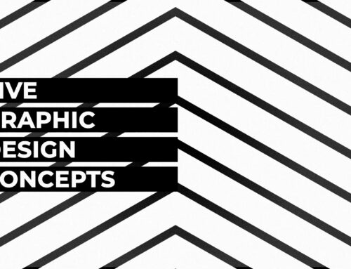 5 Graphic Design Concepts For Motion Graphics