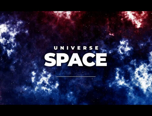 Create Space Universe Scene in After Effects