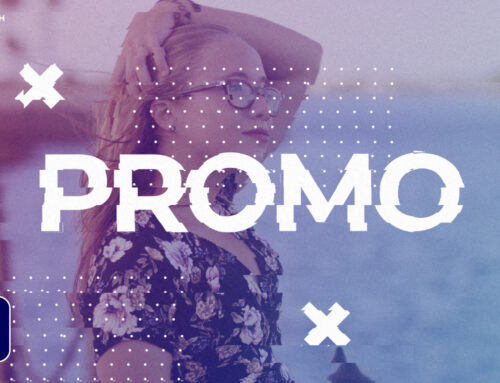 4 Glitch Fashion Promo Motion Graphics in After Effects