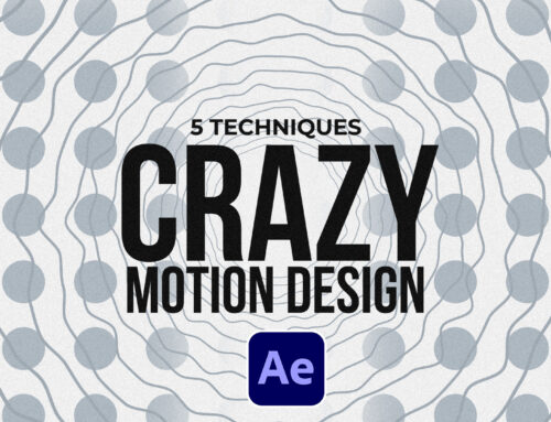 5 Crazy Motion Design Concepts in After Effects