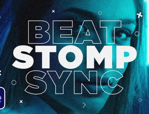 Sync Stomp Motion Graphics To Music in After Effects