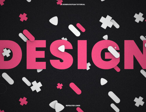 Seamless FullScreen Motion Graphics in After Effects