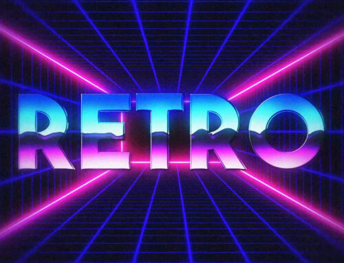 4 Retro World Building Techniques in After Effects