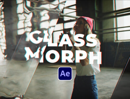 Create Glass Morphism Motion Graphics in After Effects