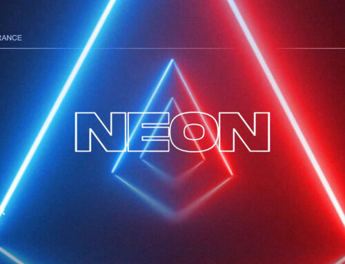 Create Neon Loop Motion graphics in After Effects
